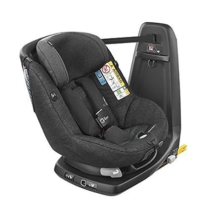 Bébé Confort, Silla de coche i-Size Isofix, negro: Amazon.es: Bebé