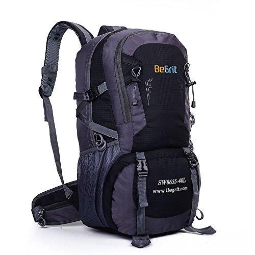 BeGrit Hiking Backpack Backpacking Bag Sport Da...