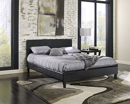 Boyd Specialty Sleep Soho Sleep Platform Bed Collection by, Twin Black - Soho Platform Bed Twin