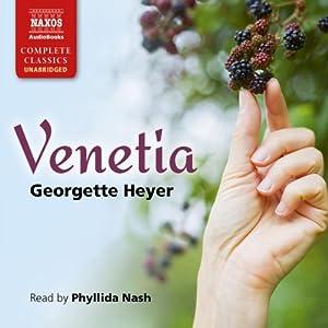 Venetia Hörbuch