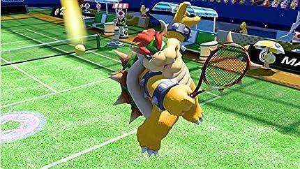 7db3883c1ebb Amazon.com  Mario Tennis  Ultra Smash  Nintendo of America  Video Games