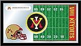 Holland Bar Stool Company NCAA VMI Keydets 15 x 26-Inch Football Mirror