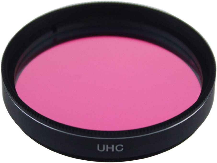 Solomark 2 Inch UHC Light Pollution Reduction Filter for Telescope