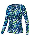 AXESEA Women Long Sleeve Rash Guard UPF ...