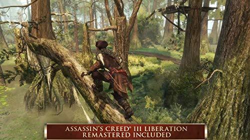 Amazon Com Assassin S Creed Iii Remastered Nintendo Switch