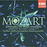 Mozart: Serenades for Wind Ensemble: K.361 'Gran Partita' / K.375