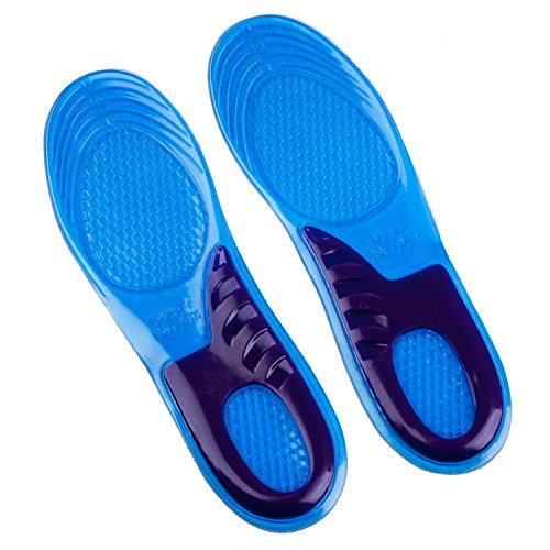 INSOLES UK SIZE 3 - 12 AVAILABLE FOR WORK BOOTS HIKING RUNNING TRAINERS...