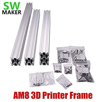 AiCheaX - Perfil de aluminio extruido para impresora 3D AM8 3D con ...