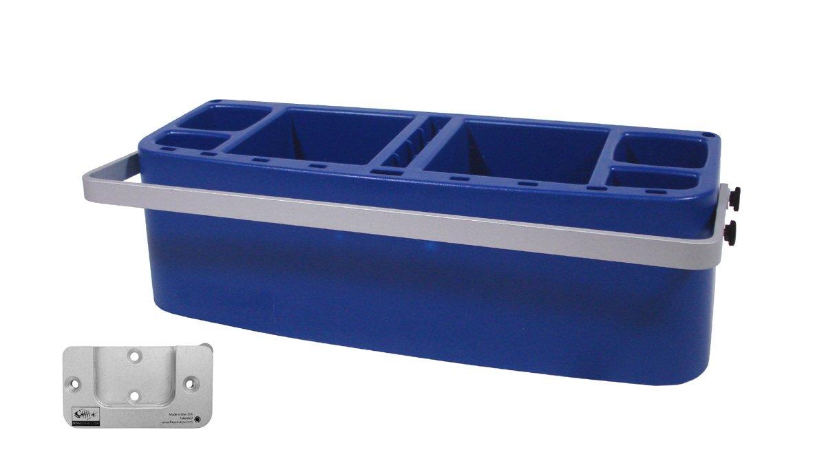 PiranhaLox 9-7770-4 Heavy Duty Supply Caddy with Handle Control Dynamics