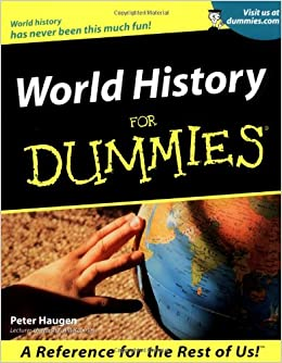 WORLD HISTORY FOR DUMMIES PDF » Pauls PDF