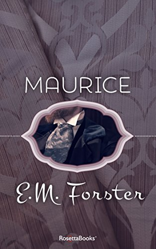 maurice forster  Maurice: A Novel - Kindle edition by E.M. Forster. Literature ...