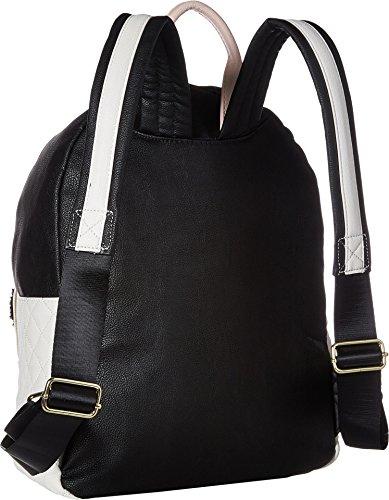 Johnson Cream Betsey Backpack Kitsch Womens Black xwgaCn1q6