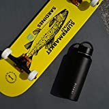 OISHHI Triple-Wall Water Bottle - 18/10