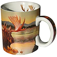 Reflective Art Squatters Rights Boxed Coffee Mug, 16-Ounce