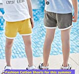 Girls 3 Pack Running Athletic Cotton