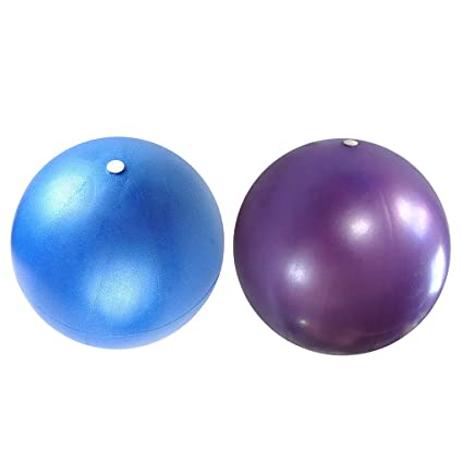 CUTICATE 2Pcs Fitness Ball Yoga Ejercicio Pilates 25cm ...