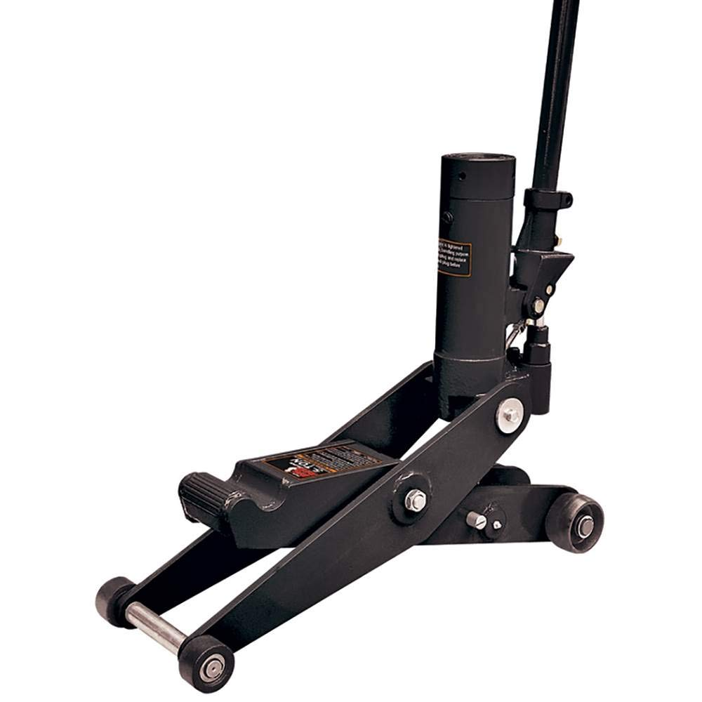 Torin Big Red TR1147 Dual Position 5 Ton Professional Hydraulic Forklift Jack by Torin