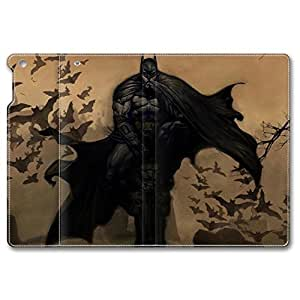 iPad Air Case - Customized Design Slim-Fit iPad Air Leather Case Cover Ipad Air Leather Cover Batman_Drawing P Defender Protective Case Cover for iPad Air