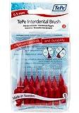 Interdentaires Brosse-Rouge (0.5mm Paquet de 8)