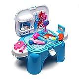 Wishtime® Pretend & Play Doctor Set Folds Into Step Stool