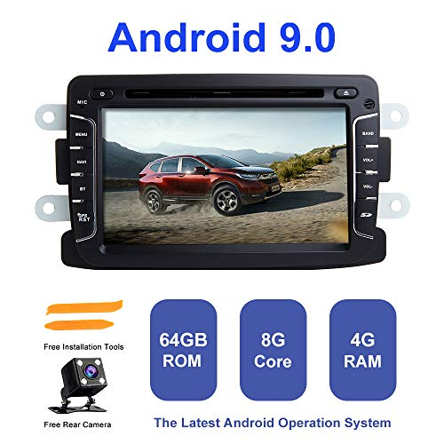 Android Car Radio Stereo,TOOPAI for Renault Duster for sale  Delivered anywhere in USA