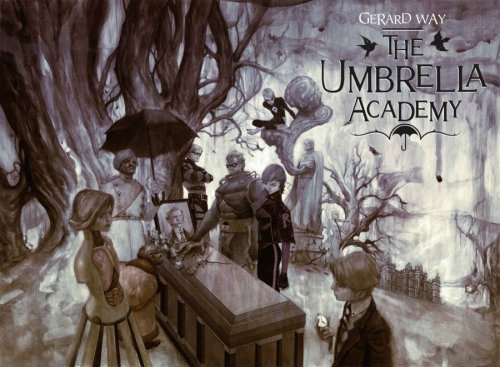 Umbrella Academy #1 to #6 Set of Comics