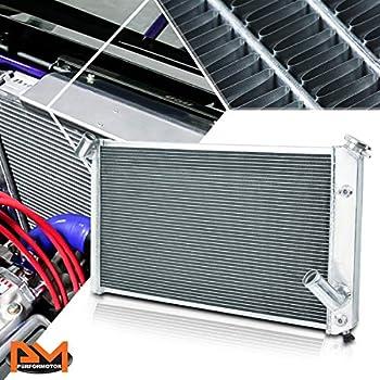Aluminum Racing Performance Radiator For 73-76 CHEVY CORVETTE V8 5.7//7.4
