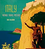 Italy - Vintage Travel Posters 2019 Calendar