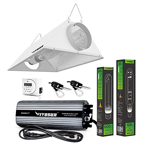 VIVOSUN Hydroponic Light Cooled Reflector product image