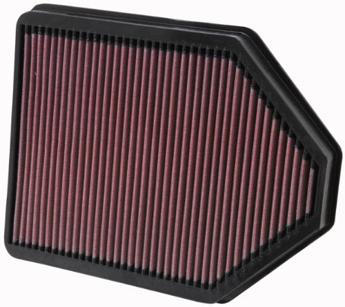 DU-1004 K&N Replacement Air Filter Compatible with DUCATI MULTISTRADA 03-09 (Powersports Air Filters):