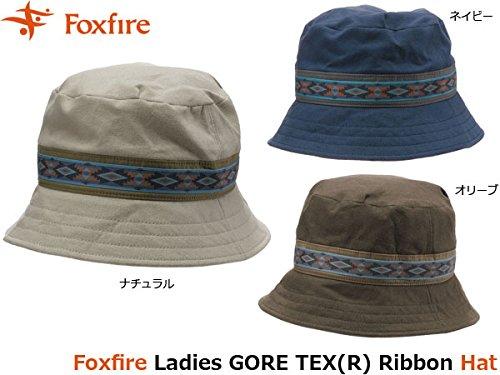 フォックスファイヤー 帽子