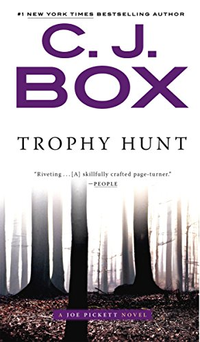 Hunt Box - Trophy Hunt (A Joe Pickett Novel Book 4)