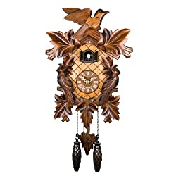 Adolf Herr Quartz Cuckoo Clock - The Cuckoo Bird Family AH 32/1 QM