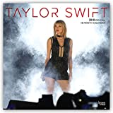 Taylor Swift 2018 12 x 12 Inch Monthly Square Wall Calendar with Foil Stamped Cover, Music Pop Singer Songwriter Celebrity (Multilingual Edition)