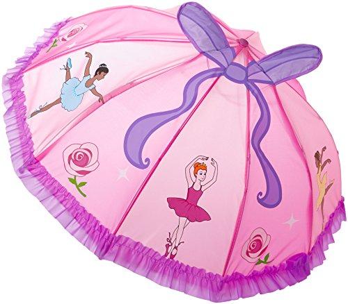 Kidorable Little Girls'Ballerina Umbrellas