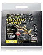 Exo Terra Desert Sand - Black - 10 lb (4.5 kg)