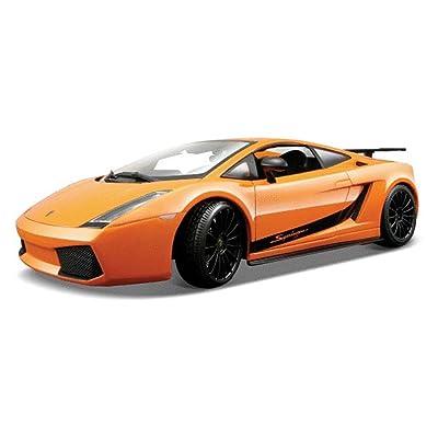 Maisto 1:18 Special Edition 2007 Lamborghini Gallardo SUPERLEGGERA: Toys & Games