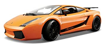 Buy Lamborghini Gallardo Superleggera Orange Maisto 31149 1