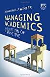 img - for Managing Academics: A Question of Perspective book / textbook / text book