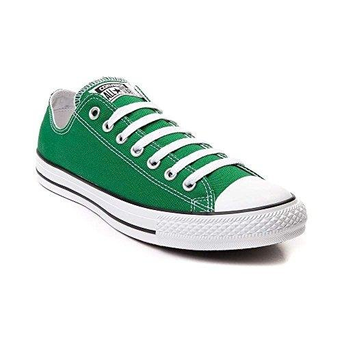 - Converse Chuck Taylor All Star Lo (Mens 9/Womens 11, Amazon Green)