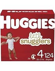 Huggies Little Snugglers Disposable Baby Diapers, Mega Collosal Pack