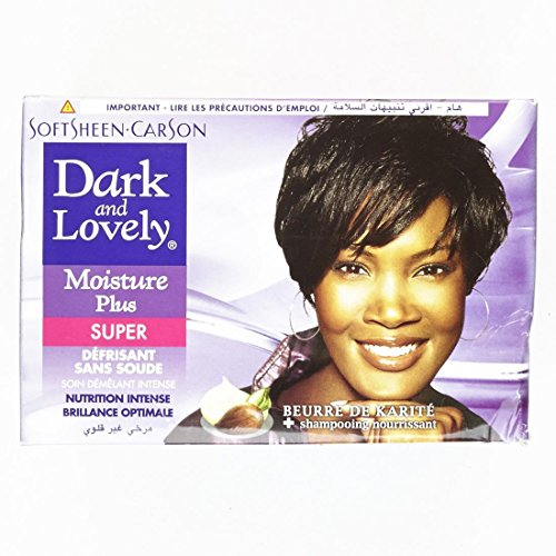 Dark & Lovely - Kit Super Relajante (Haarbehandlungen)