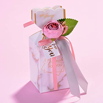 Amazon.com: Caja de caramelos de 25 piezas de MEIZOKEN para ...