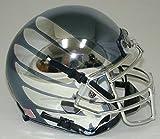 NCAA Oregon Ducks Smoke Wing Mini Helmet, One Size, White