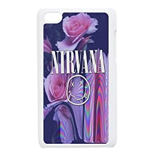 American Rock band Nivana poster Hard Plastic phone Case Cover FOR IPod Touch 4 XFZ416469
