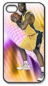LZHCASE Personalized Protective Case for iPhone 4/4S - Josh Powell, NBA Los Angeles Lakers