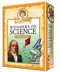 Educational Trivia Card Game - Professor Noggin's Wonders of Science