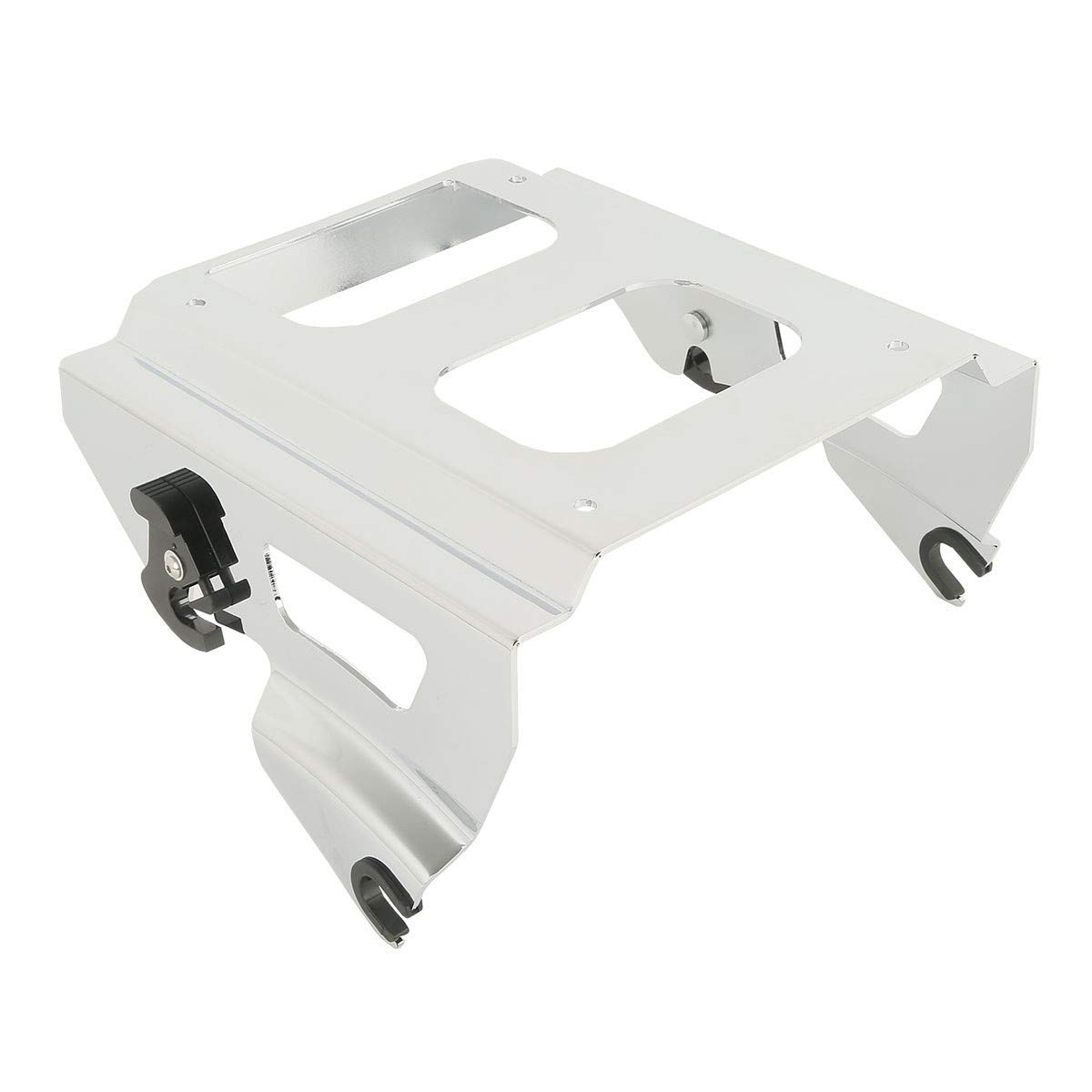 TCMT Detachable Solo Tour Pack Mount Rack Fits For Harley Touring Road King Glide 2009-2013