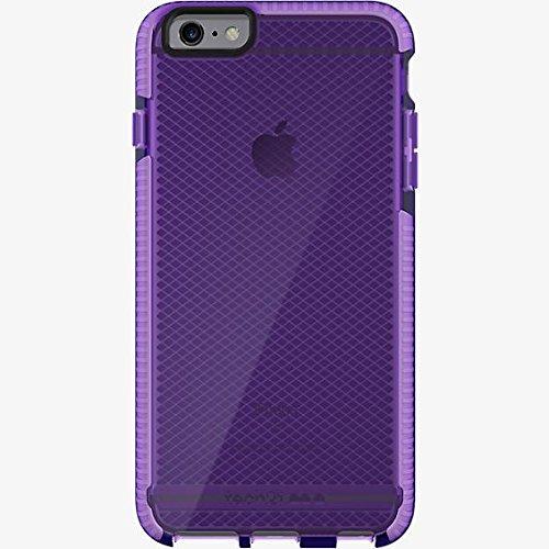 timeless design e8b43 df1e4 Tech21 Tech 21 - Evo Check Case for iPhone 7 Plus - Purple