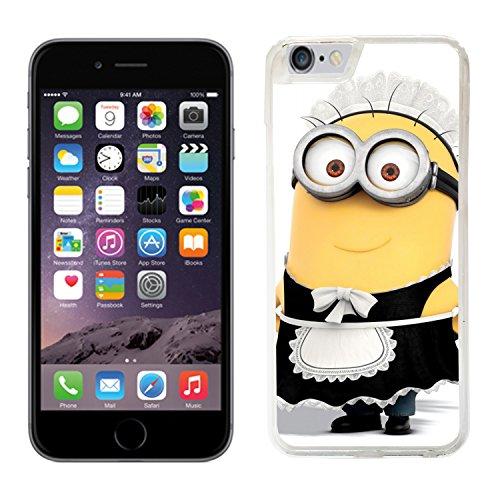 Despicable Me Moi moche et méchant Film Minions cas adapte iphone 6 couverture coque rigide de protection (8) case pour la apple i phone 6 cover Skin
